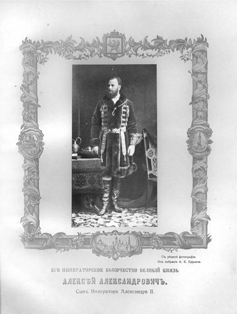 Grand Prince Alexey Alexandrovich