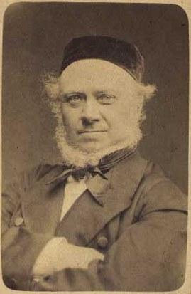 Immanuel Barfod by Adolph Lønborg