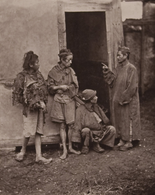 Beggars, Foochow