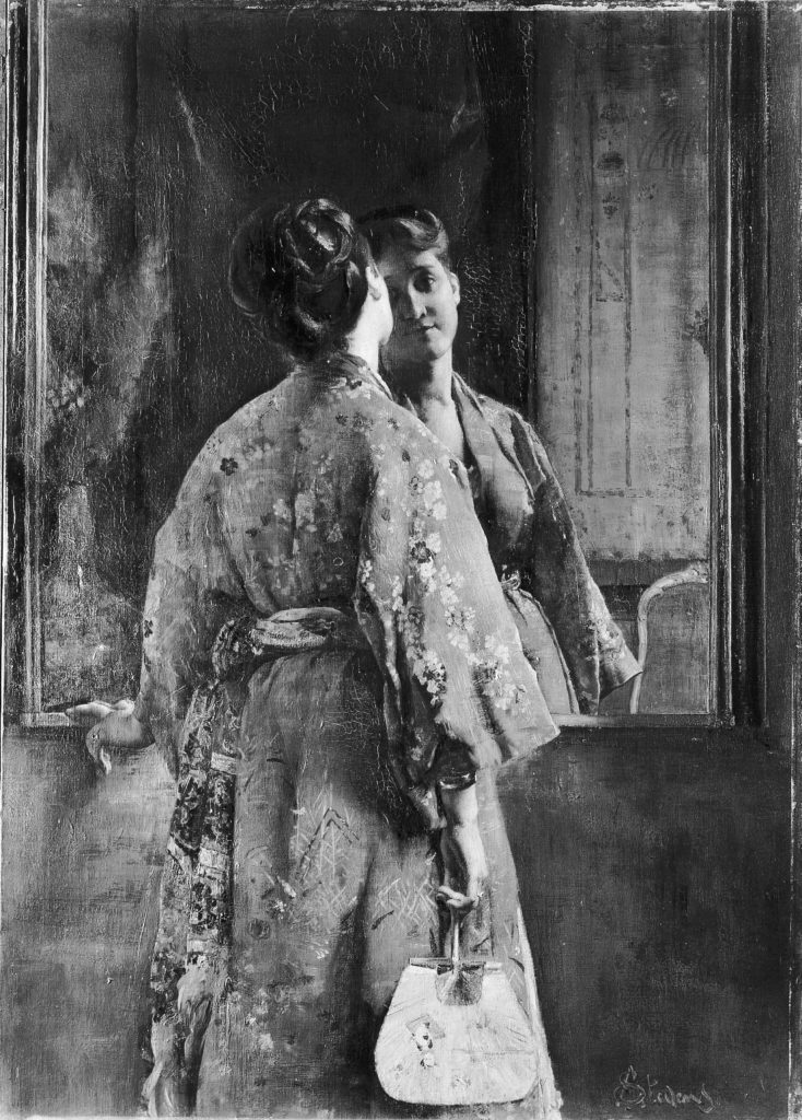 The Japanese Robe