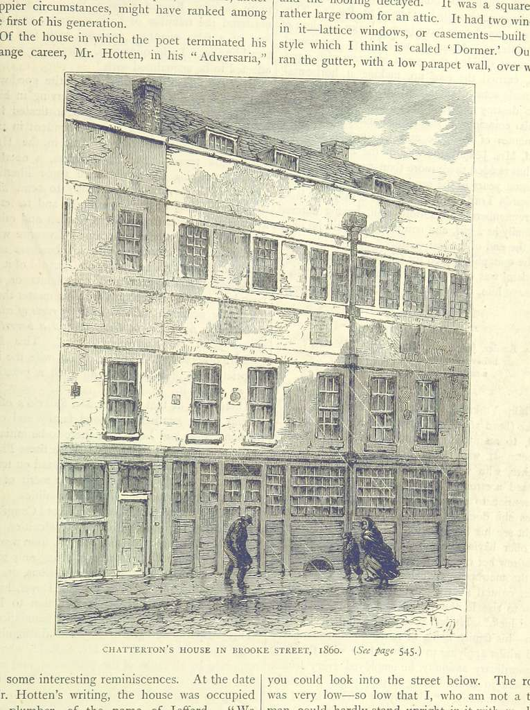 Image taken from page 1153 of 'Old and New London, etc' (11189678655)