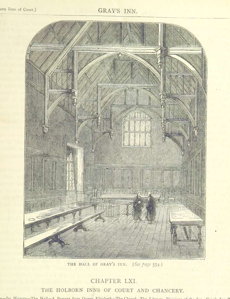 Image taken from page 1159 of 'Old and New London, etc' (11186403395)