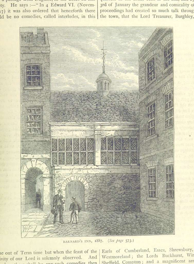 Image taken from page 1165 of 'Old and New London, etc' (11188527076)
