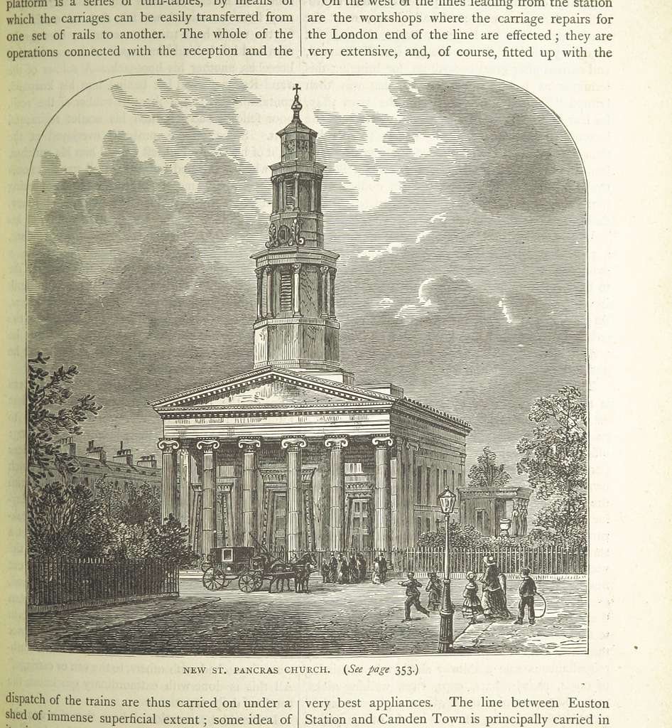 Image taken from page 367 of 'Old and New London, etc' (11187150515)