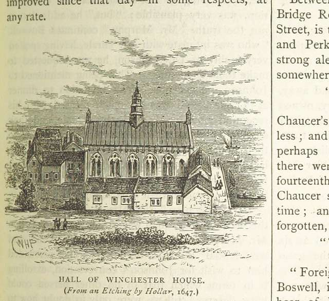 Image taken from page 641 of 'Old and New London, etc' (11100188984)