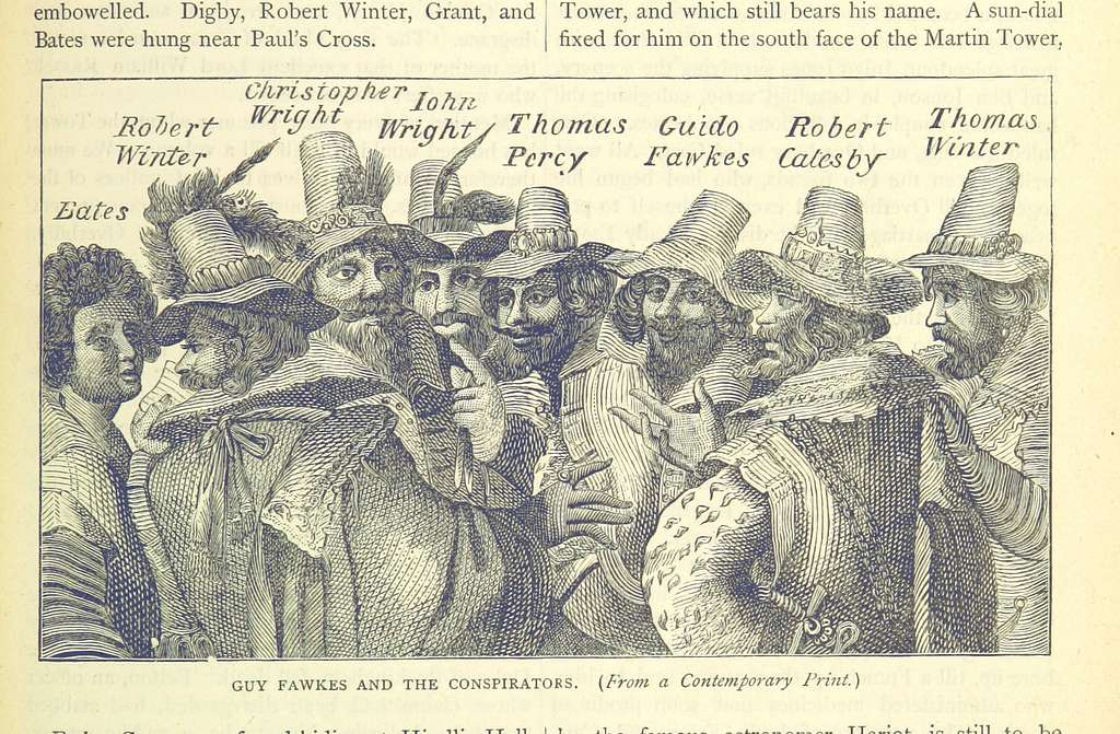 Image taken from page 679 of 'Old and New London, etc' (11191410615)