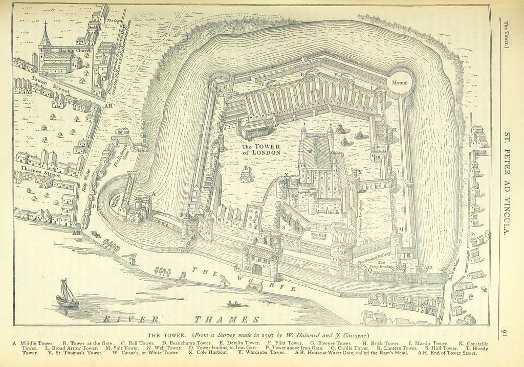 Image taken from page 697 of 'Old and New London, etc' (11188749234)
