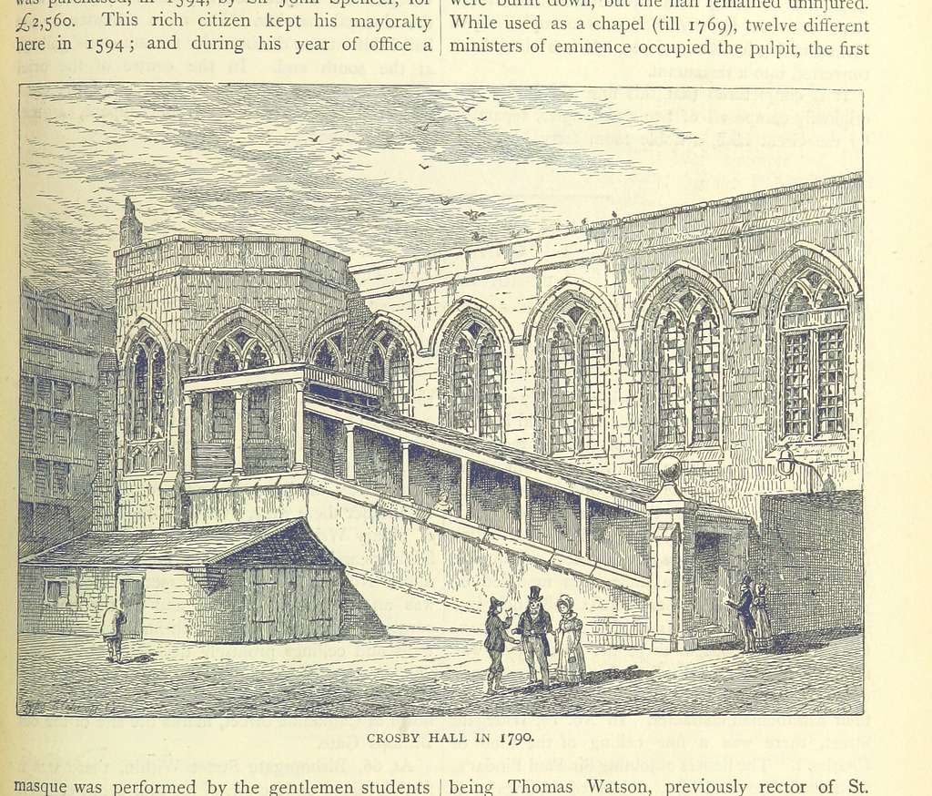 Image taken from page 763 of 'Old and New London, etc' (11190201594)