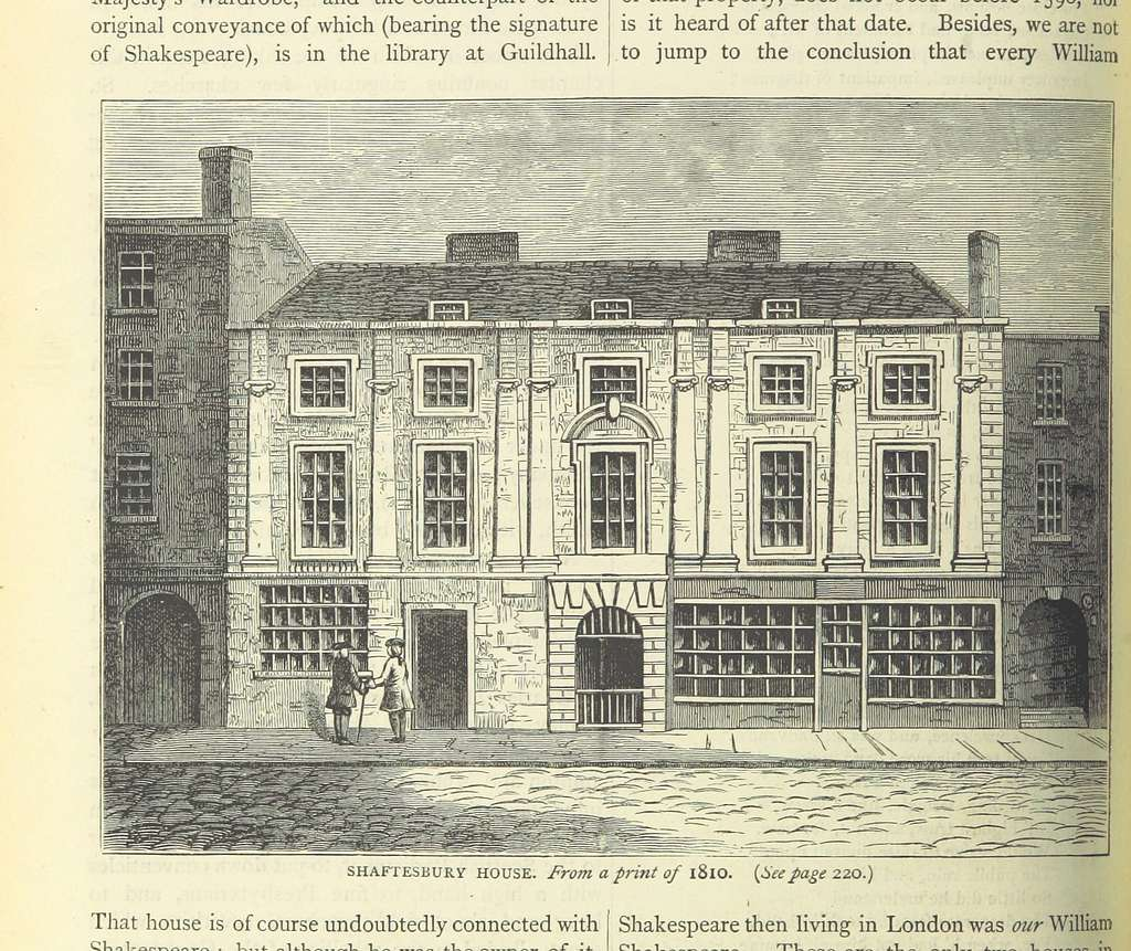 Image taken from page 828 of 'Old and New London, etc' (11188762226)
