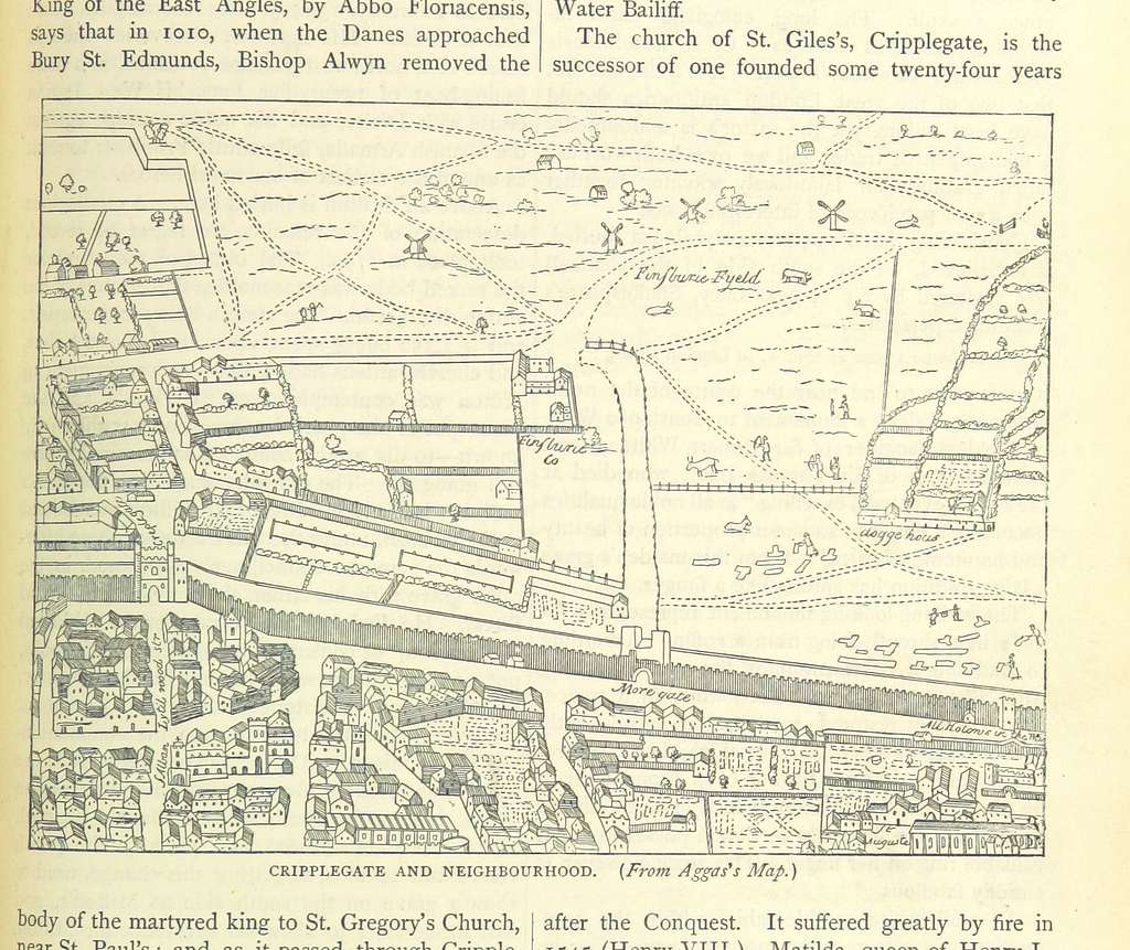 Image taken from page 835 of 'Old and New London, etc' (11187889623)
