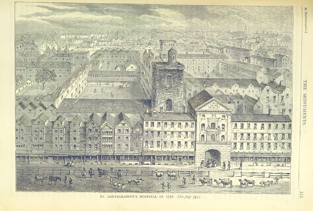 Image taken from page 961 of 'Old and New London, etc' (11188902013)