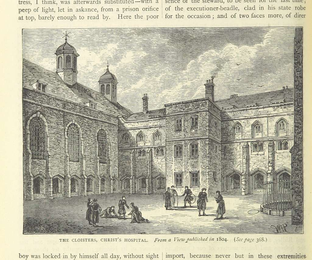 Image taken from page 978 of 'Old and New London, etc' (11187318206)