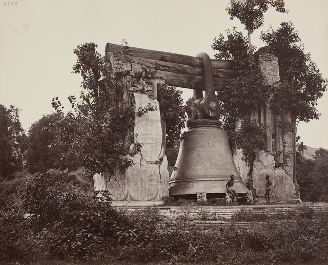 Mengoon, The Great Bell, said to weigh 90 tons