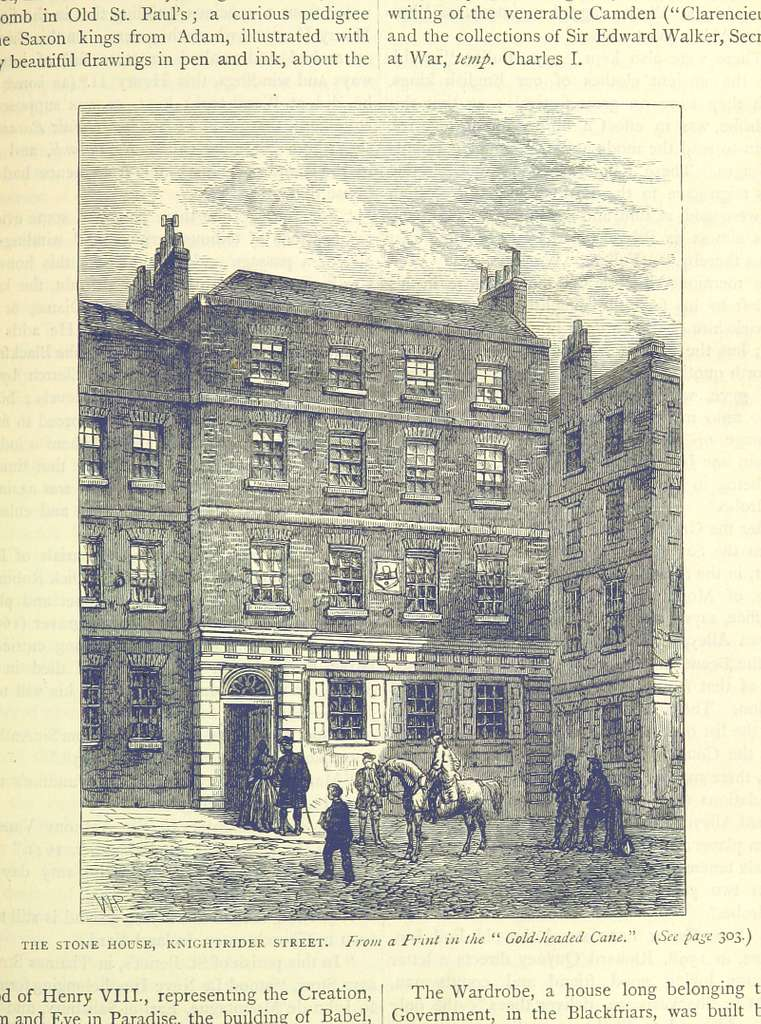 ONL (1887) 1.301 - The Stone House, Knightrider Street