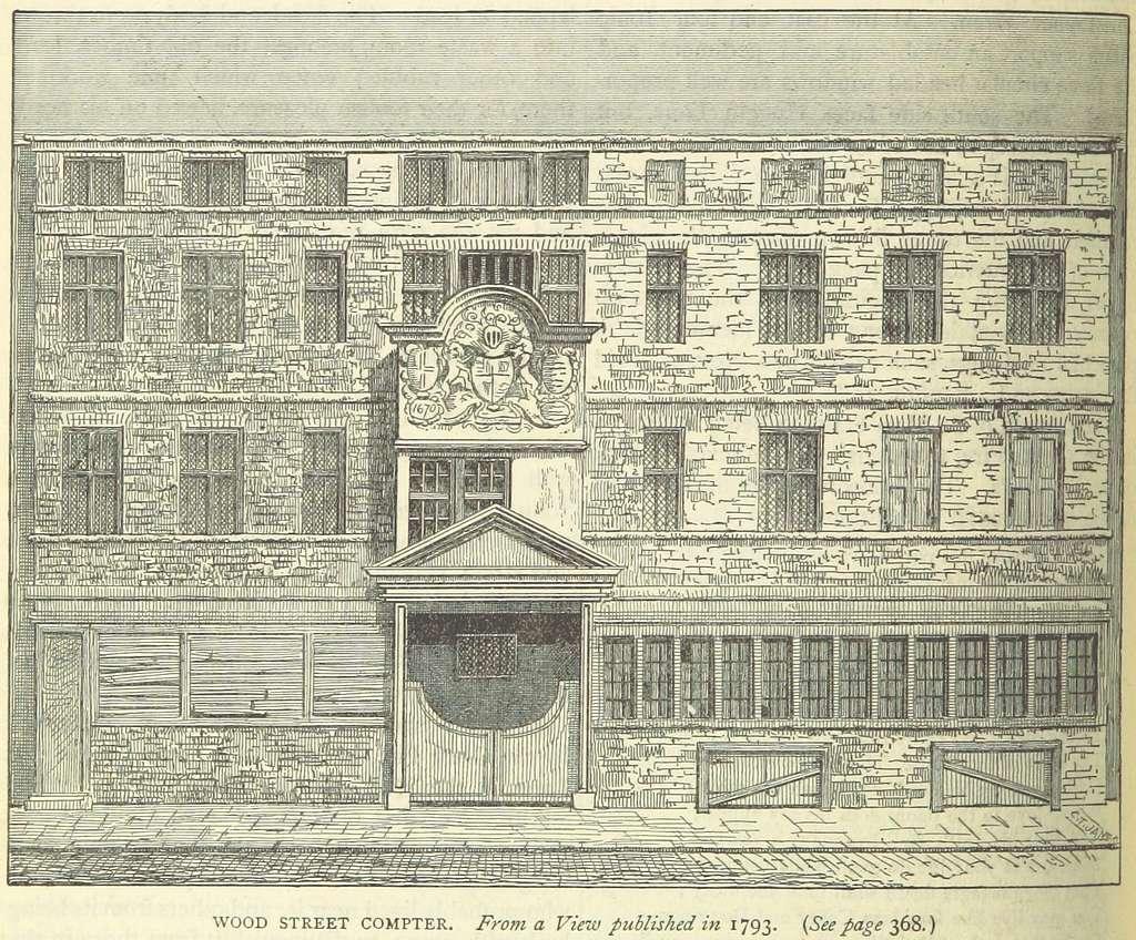 ONL (1887) 1.366 - Wood Street Compter, 1793