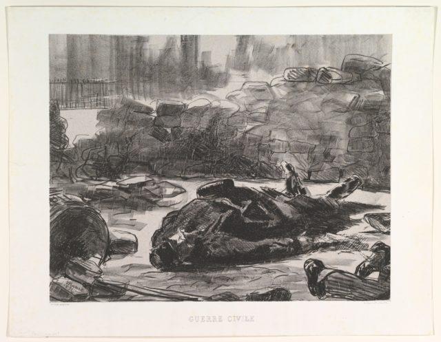Civil War (Guerre Civile)
