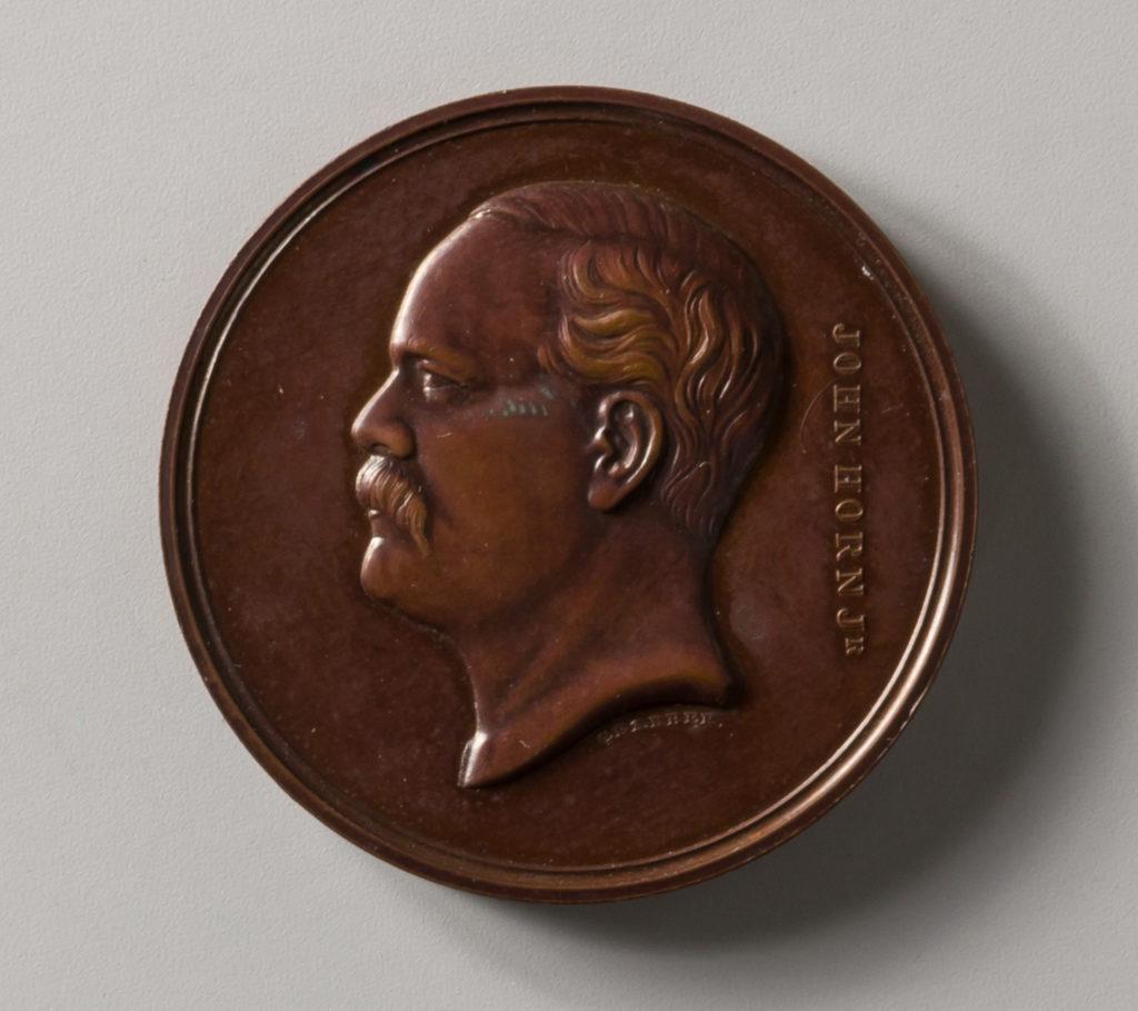"""The """"John Horn"""" Medal"""