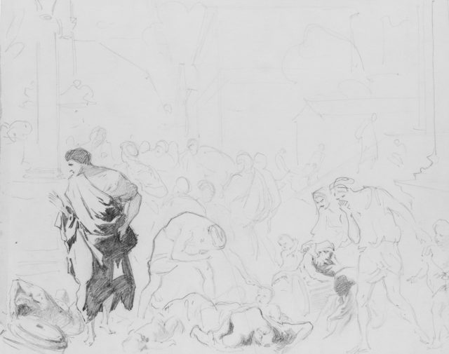 The Plague of Ashod (from Scrapbook)