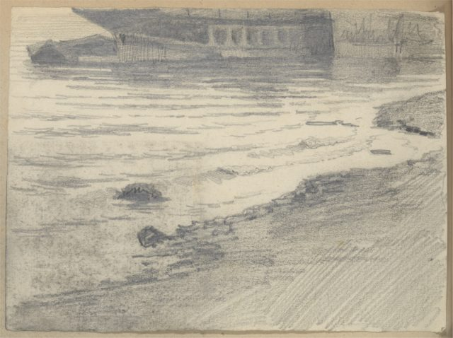 Water's Edge (from Scrapbook)