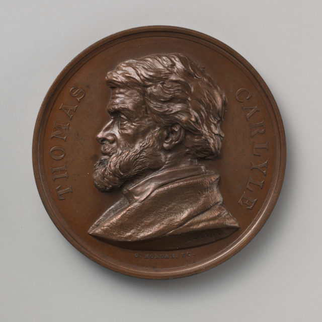 In Honor of Thomas Carlyle's 80th birthday, 1875