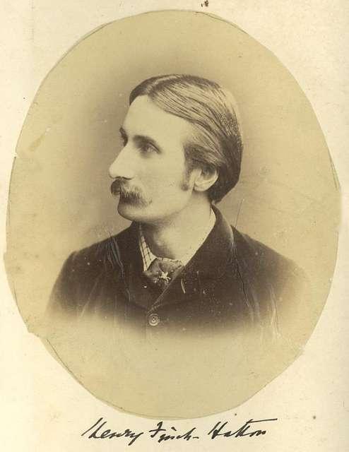 Henry Stormont Finch Hatton, circa 1875