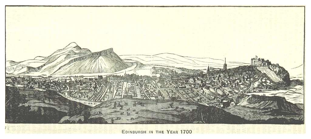 PATERSON(1875) p019 EDINBURGH IN THE YEAR 1700