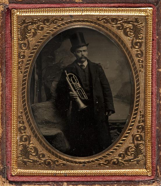 Portrait of a Trumpet Player