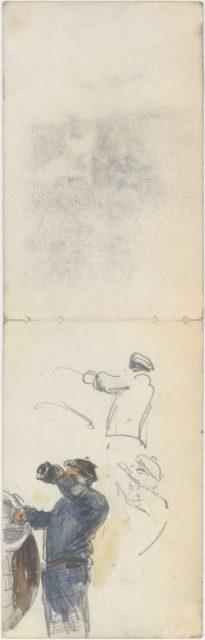 Sailor (from scrapbook)