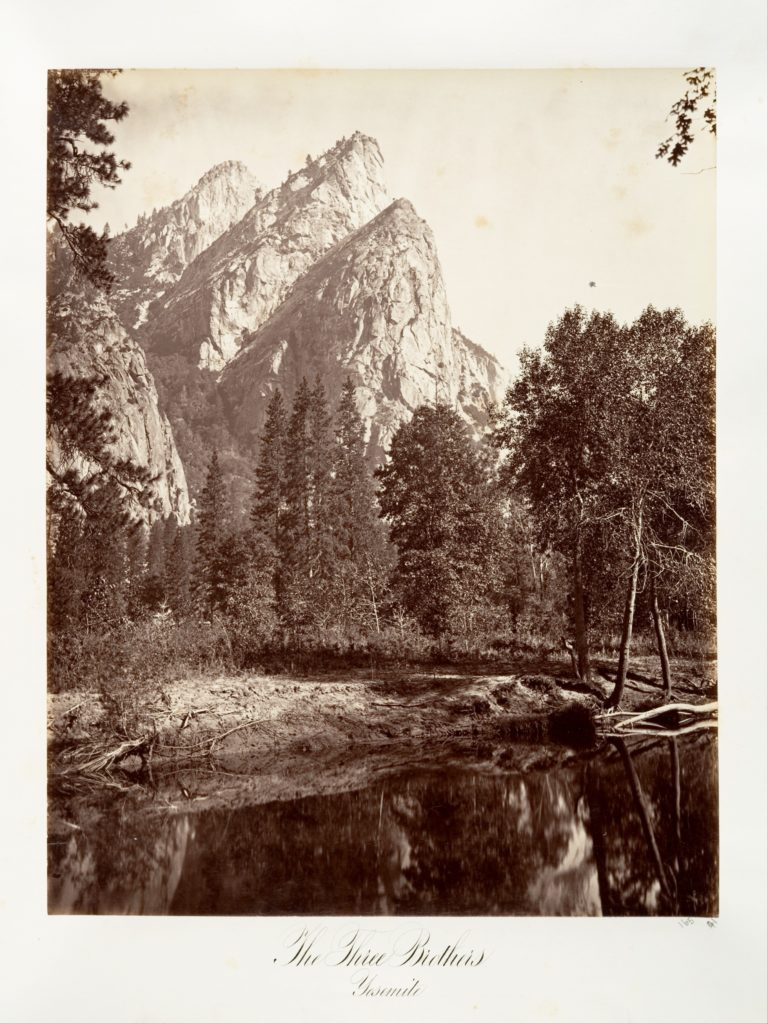 The Three Brothers, Yosemite