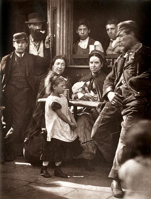 """Hookey Alf"" of Whitechapel"
