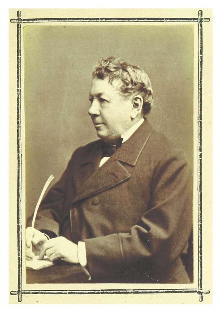 LONDON ILLUSTR(1877) p6.133 JOHN BALDWIN BUCKSTONE