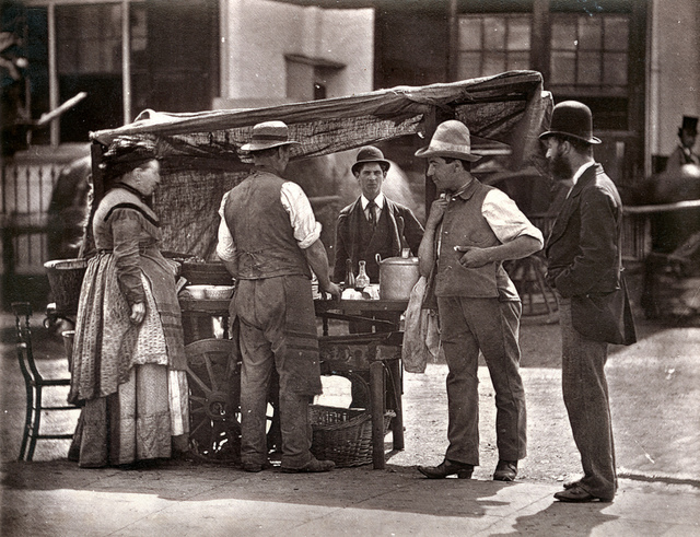 The Sellers of Shell-fish