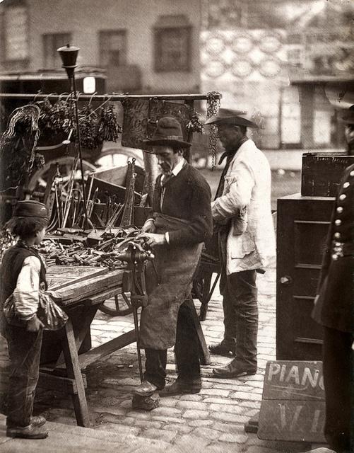 The Street Locksmith