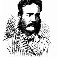 GH Bailey in 1878