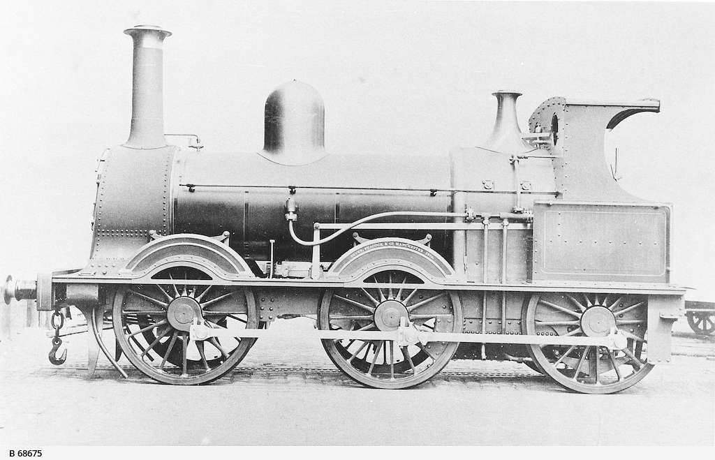 South Australian Railway locomotive