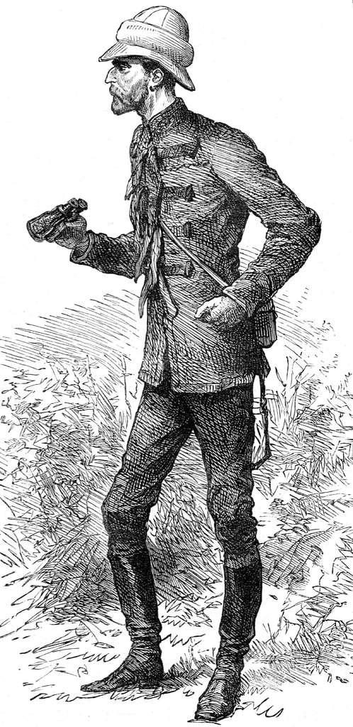 2nd Baron Chelmsford at Ulundi 1879