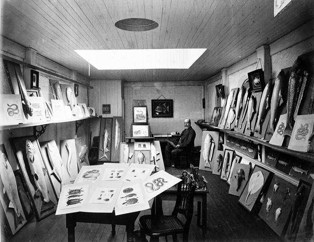 John H. Richard's Studio