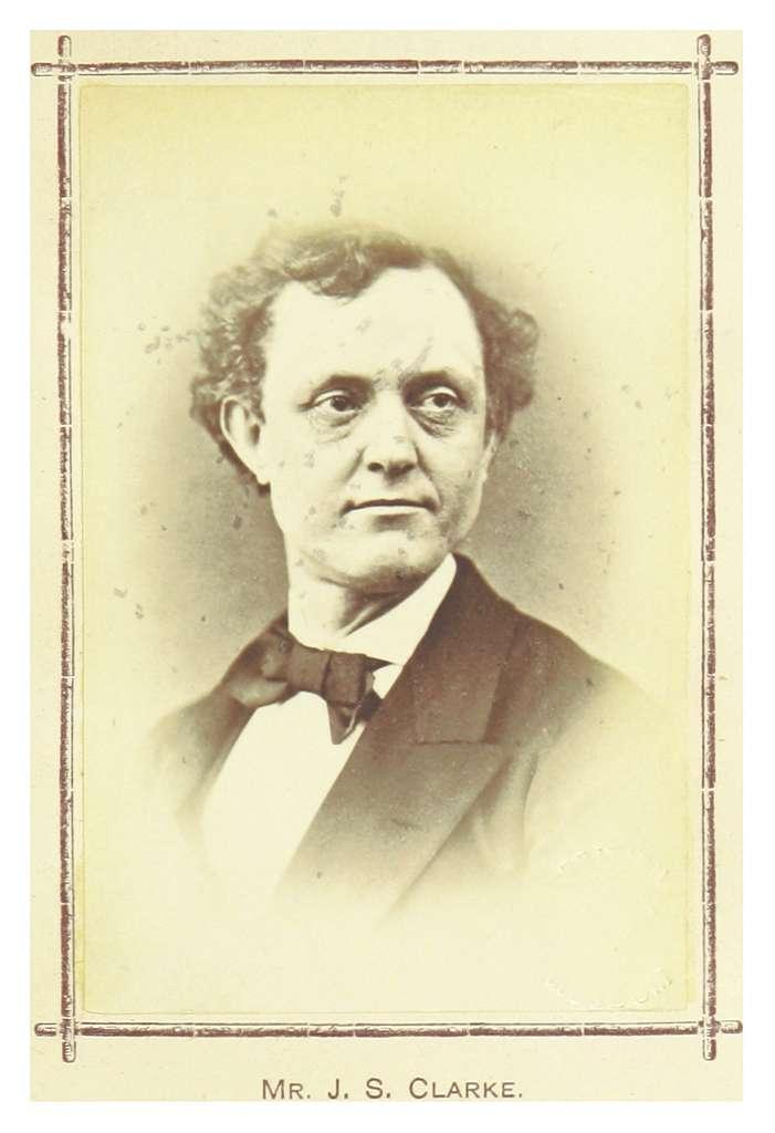 LONDON ILLUSTR(1879) p8.129 J.S. CLARKE
