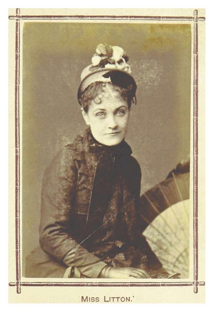 LONDON ILLUSTR(1879) p8.149 MISS LITTON