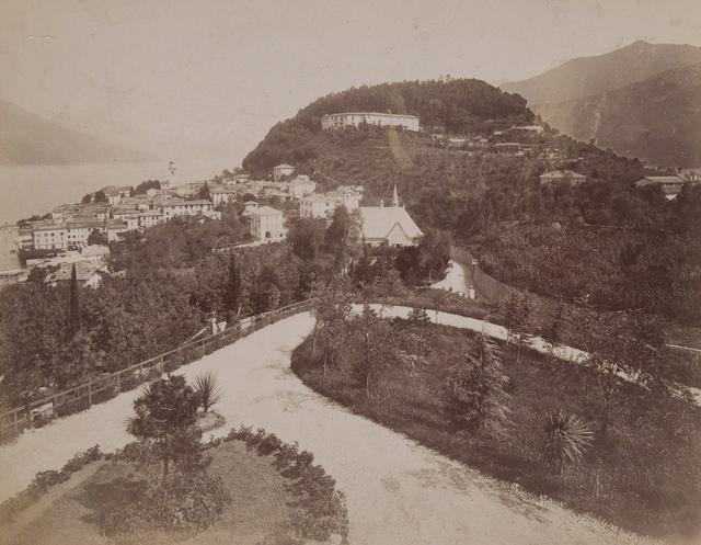 76 Bellagio Veduto Dalla Villa Belmonte (Lago di Como)