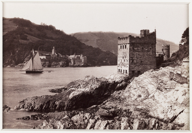 'Dartmouth Castle and Kingswear Castle'