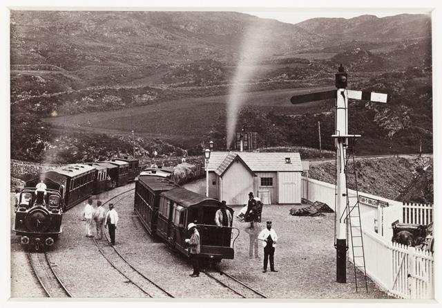 'Ffestiniog, Small Gauge Railway'