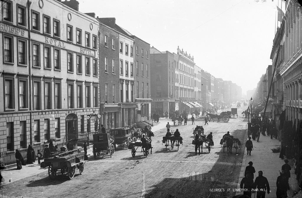 George's Street, Limerick revisited