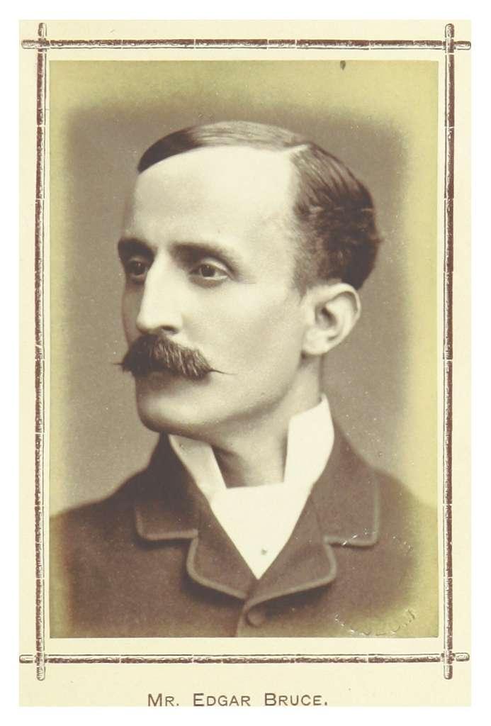 LONDON ILLUSTR(1880) p9.115 EDGAR BRUCE
