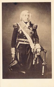 Photograph of Lord Dundonald