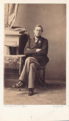 Photograph of Lord Herbert of Lea