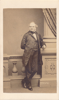 Photograph of Lord John Russell