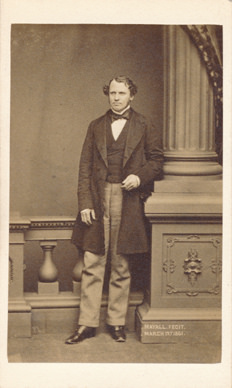 Photograph of Lord Stanley