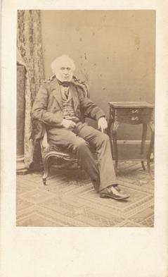 Photograph of Sir David Brewster