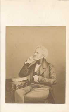 Photograph of Sir John Herschel